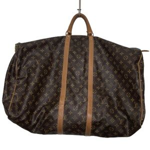 Louis Vuitton Keepall 60 Large Duffle Bag 1987